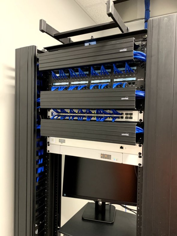 Network Cabling Lewisville TX